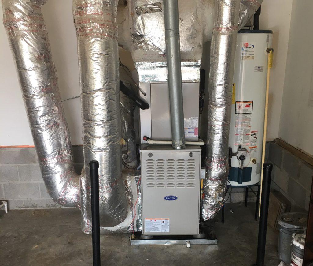 Indoor AC unit